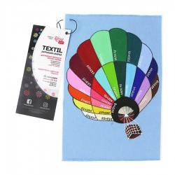 Краска акриловая для ткани  20мл ROSA TALENT