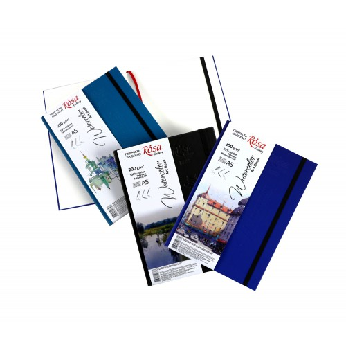 ROSA Gallery Notebooks for Watercolors