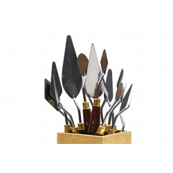 Palette knifes ROSA Gallery CLASSIC drop