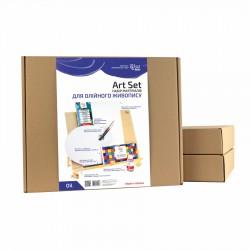 Набор материалов для масляной живописи ROSA Studio