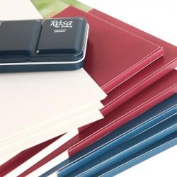 Folders for watercolor 20ark Fine grain 200g / m2 A3 / A4 ROSA Studio