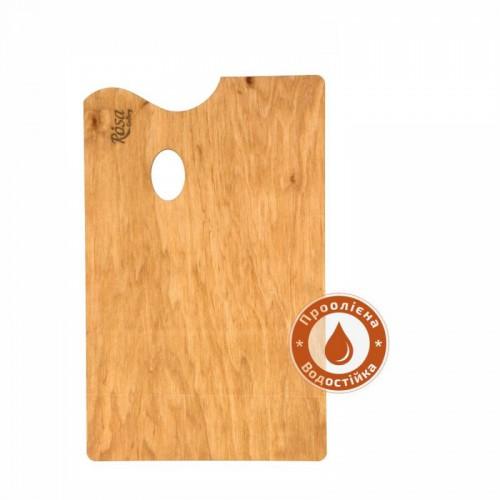 Палитра деревянная французского типа промасленная  ROSA Gallery