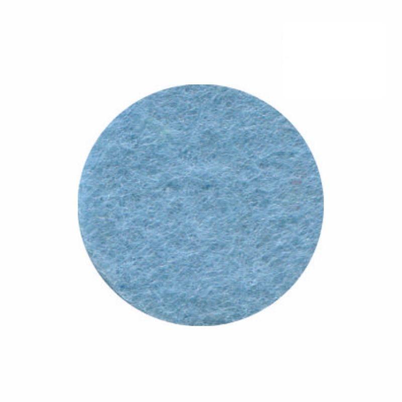 Felt of sheet polyester 21,5x28 cm 180g/m2