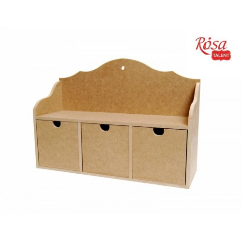 Bases for decoratoin Сommode MDF ROSA Talent