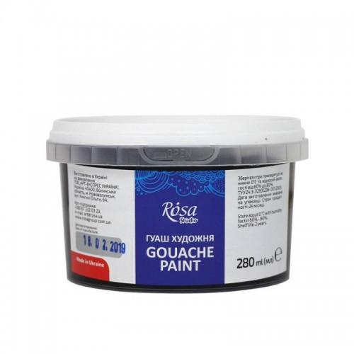 Краска гуашевая 100мл ROSA Studio