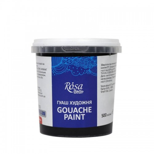 Gouache paint 500ml ROSA Studio