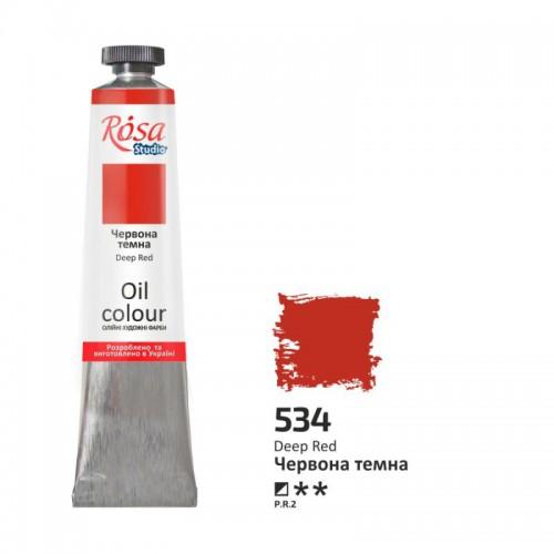 Фарба олійна 60мл ROSA Studio