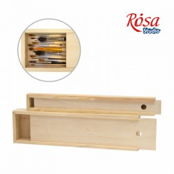 Box for brushes wood ROSA Studio