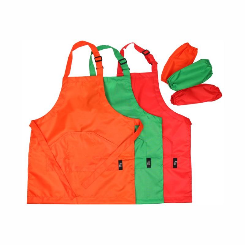 Аpron for children with sleeves ROSA Studio