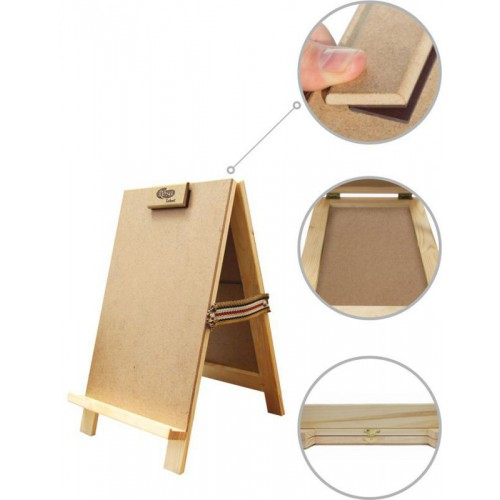 Easel-box, tabletop, pine, 22х23х38сm ROSA Studio