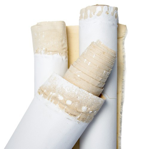 Hand Primed Cotton Canvas Rolls ROSA Studio