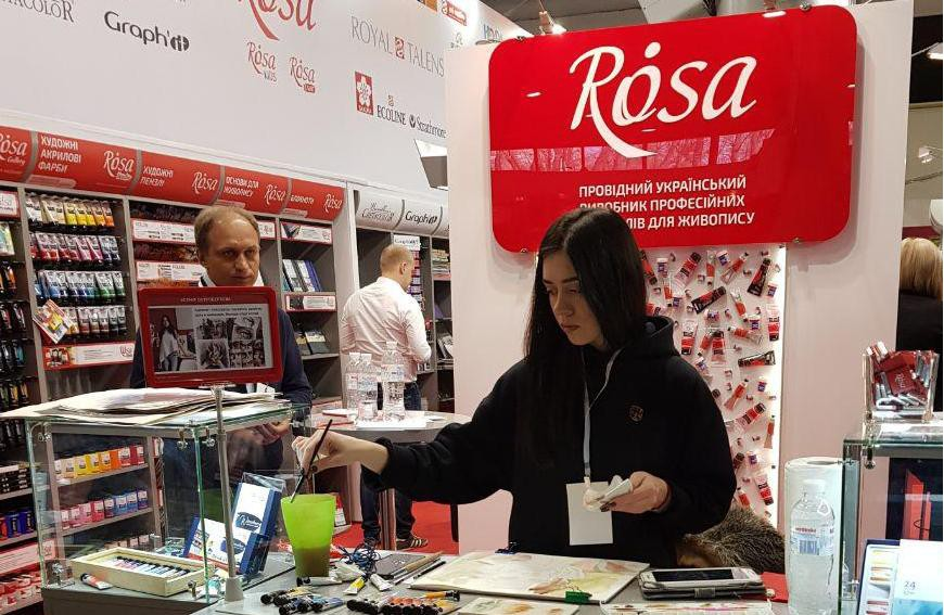 ROSA news at the «World of Stationary -2019»