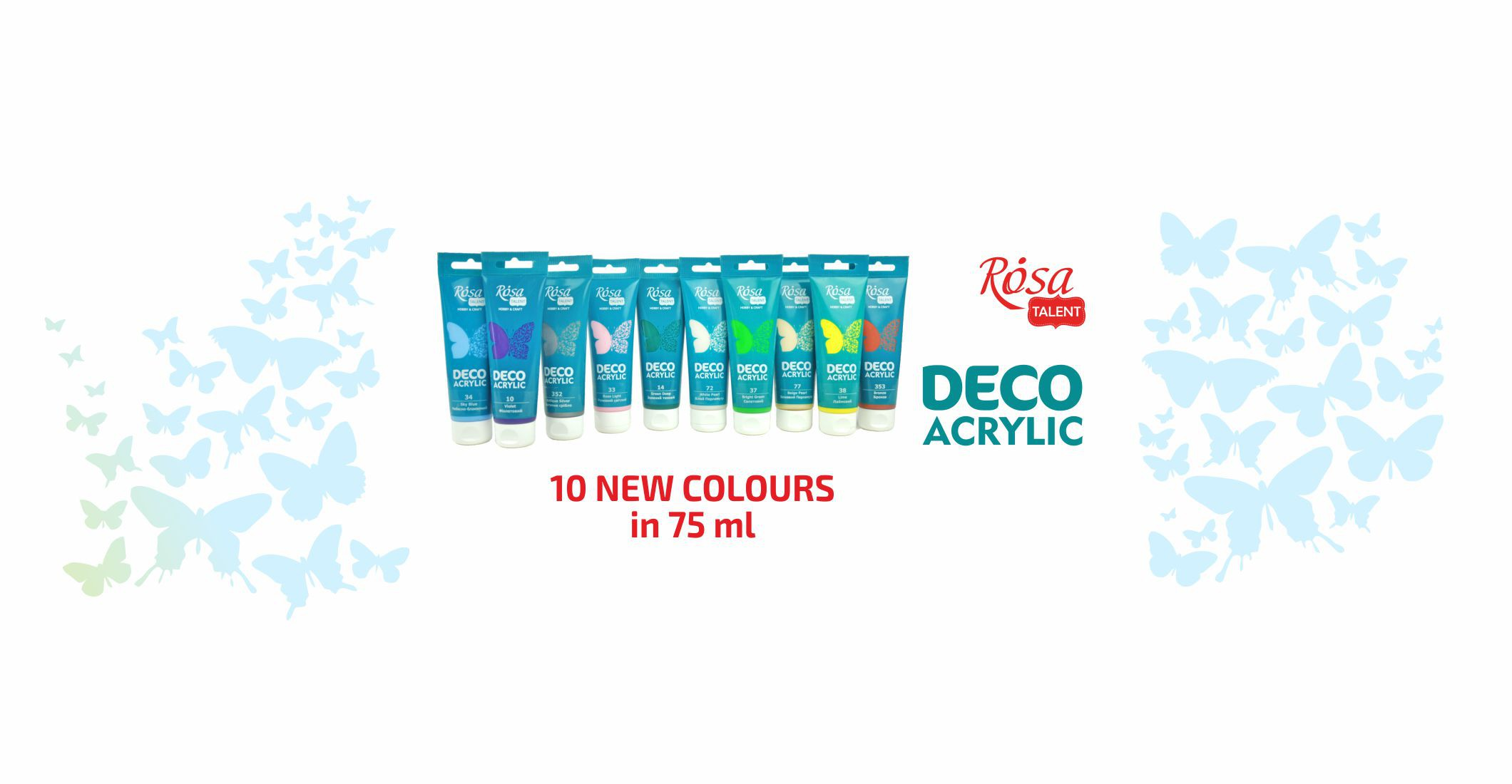 DECO Acrylic 75 ml